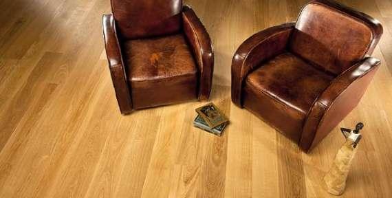 Glänzender Kunststoffboden –Putztipp von der Putzfrau.